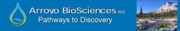 Arroyo BioSciences banner logo
