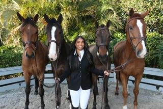 Steve Harvey Daughter Horse