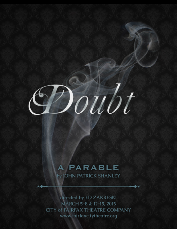 themes about doubt a parable Doubt: a parable runs in studio two at the rose theatre from oct 16 to 20 tickets are $30 for more, visit wwwrosetheatreca or call 905-874-2800.