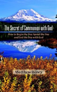 Secret of Communion by Henry