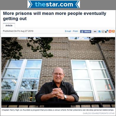 Toronto Star Article