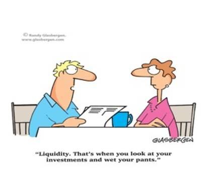 Liquidity Joke