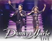 Donny & Marie UK Tour 2013