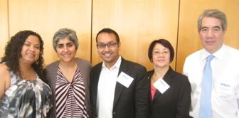 Board with Kiran Ahuja
