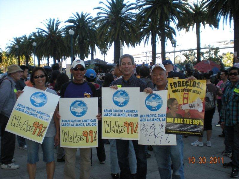APALA SF Occupy