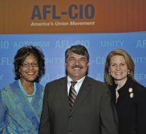 new AFLCIO officers