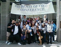 student of color conf