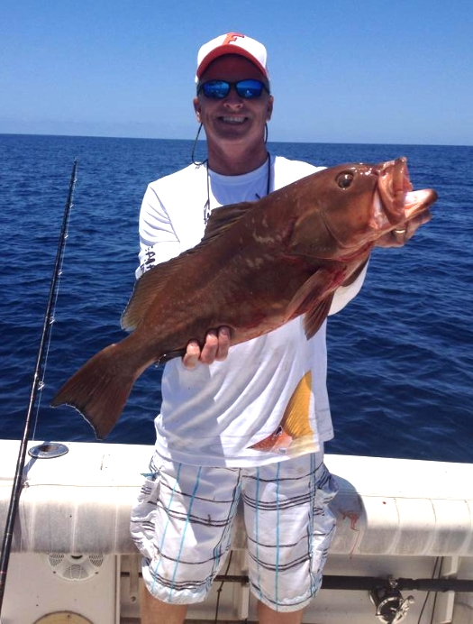 Roger roundtree from gainesville fl proudly displays his for Fishing in gainesville fl