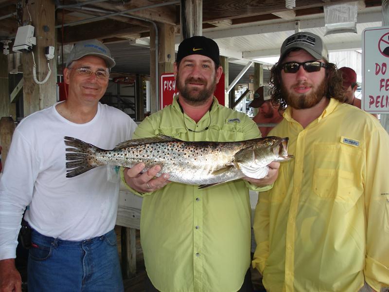 Robert Elliott, Chad Phillips, Austin Phillips