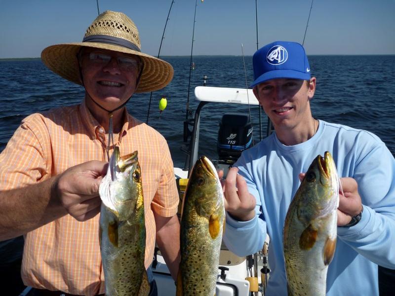 Jack and Brett Bentley