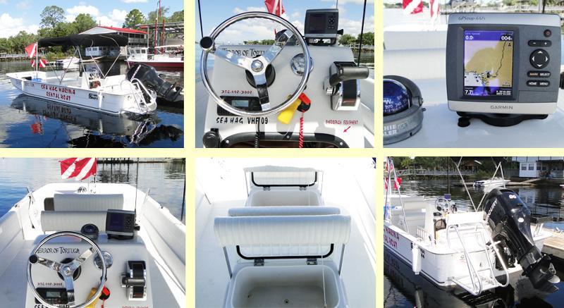 Rental Boats