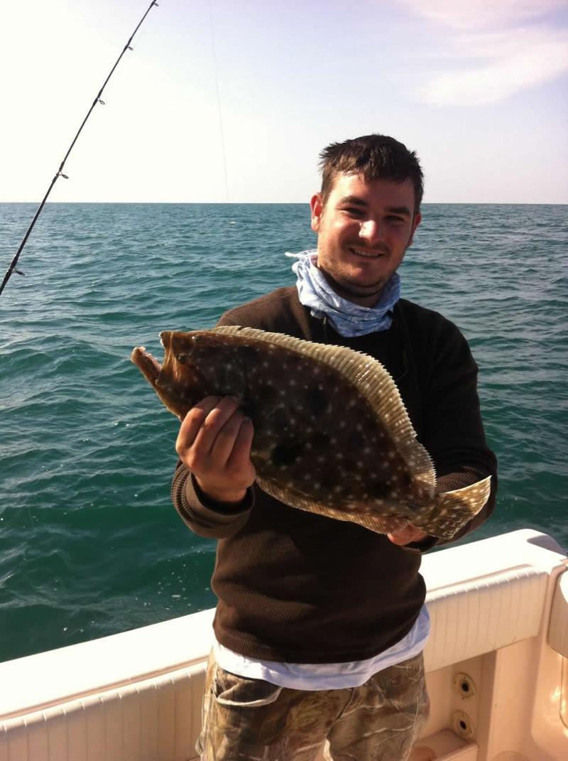 Thomas Cowart Flounder