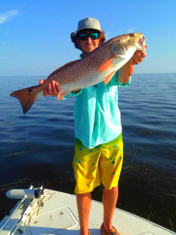 Scallop season opens this saturday for Red fish season