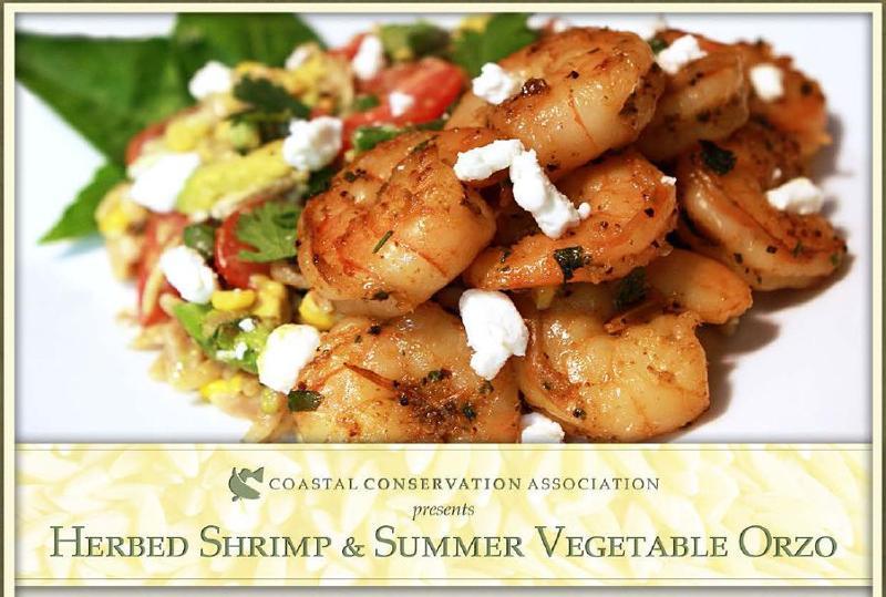 Herbed Shrimp