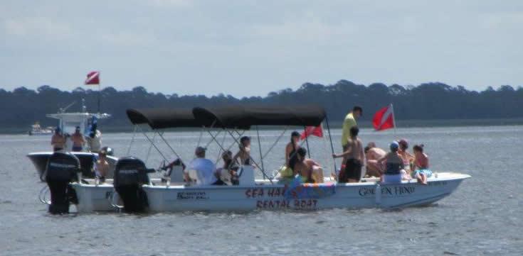 scallops boats