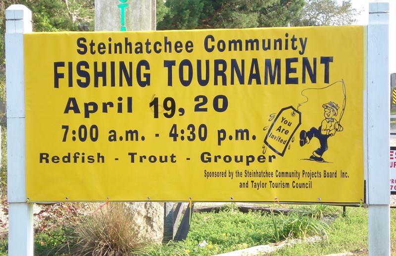 Steinhatchee Comm Tournament