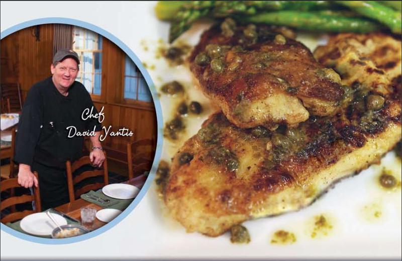 redfish recipe