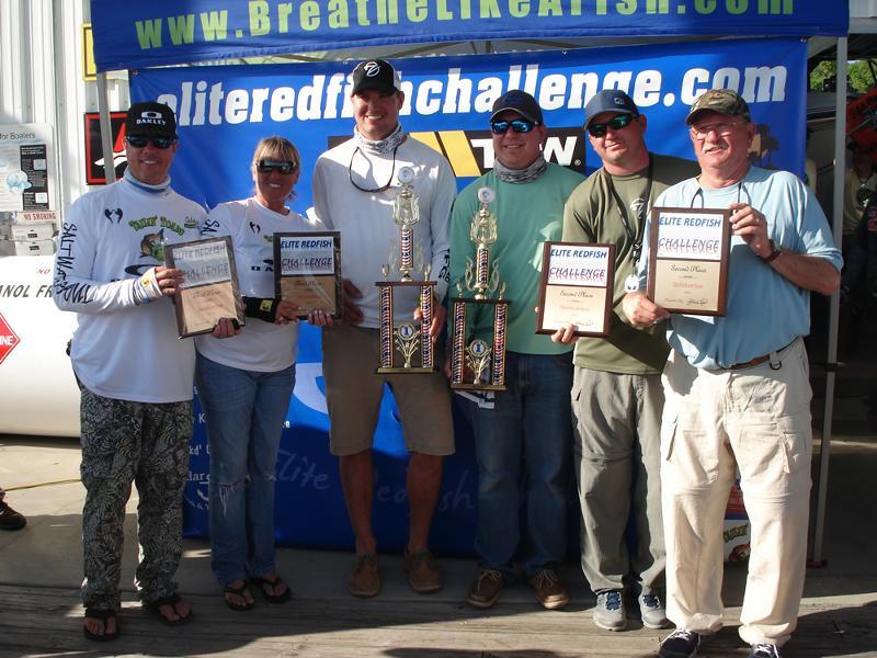 Elite Redfish winners