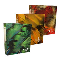 Obon  recycled binders