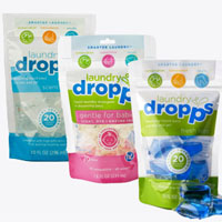 Dropps  Eco-friendly Laundry