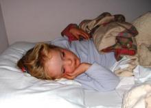 Settling into Sleep