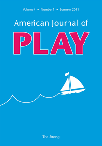 american journal of play logo