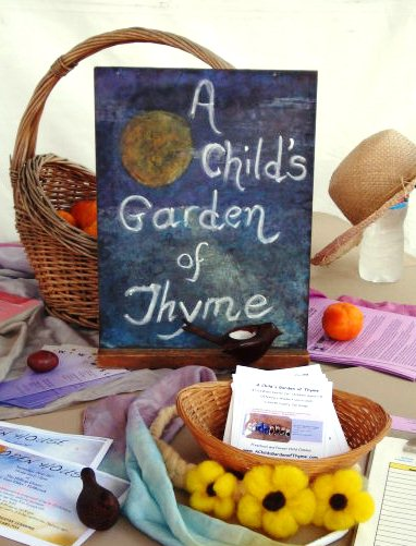 A Child's Garden of Thyme, San Diego