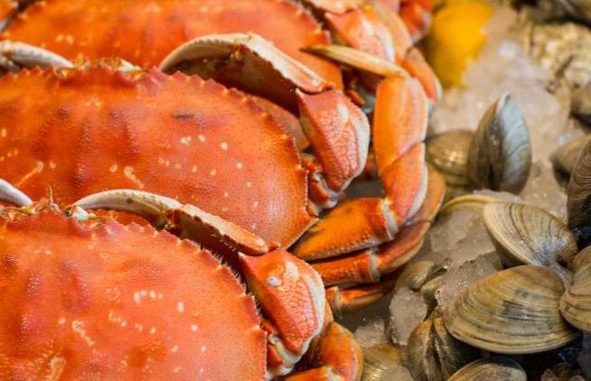 Hog Island crab