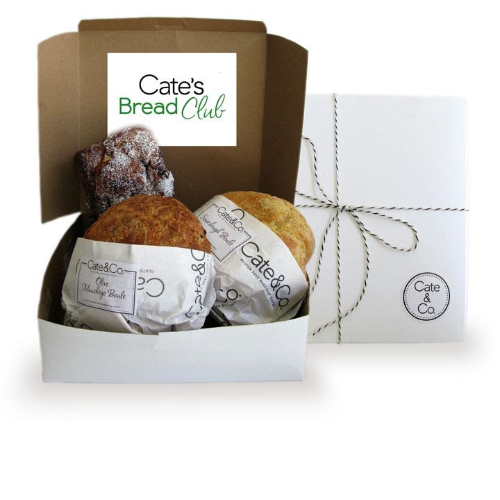 Cate's Bread Club