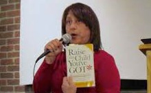 Author Nancy Rose
