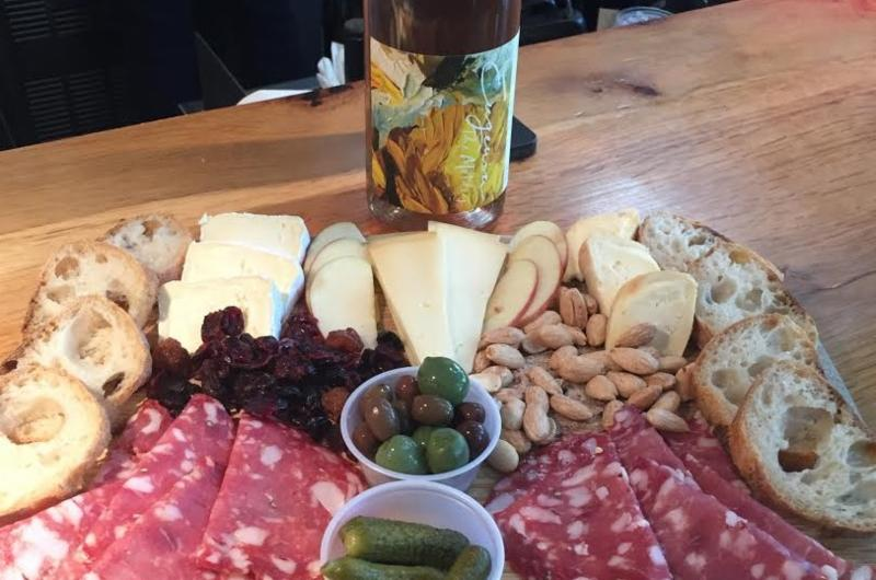 Oxbow Cheese & Wine Merchant platter