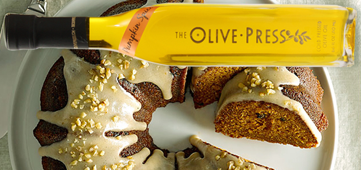 olive press pumpkin oil