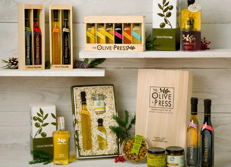 Olive Press holiday gifts