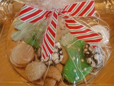 Model Bakery Xmas Cookies