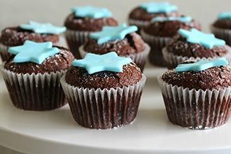 Kara's Passover Cupcakes