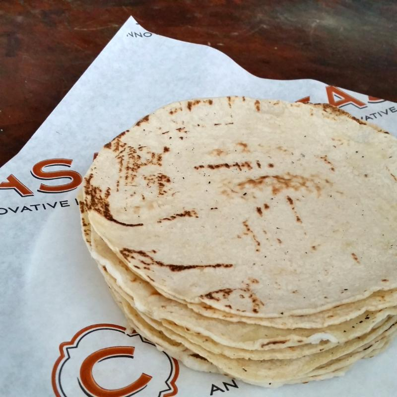 C CASA tortillas