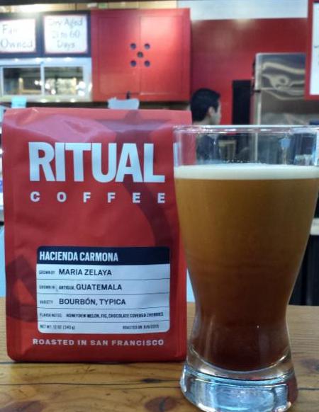 Ritual cold brew