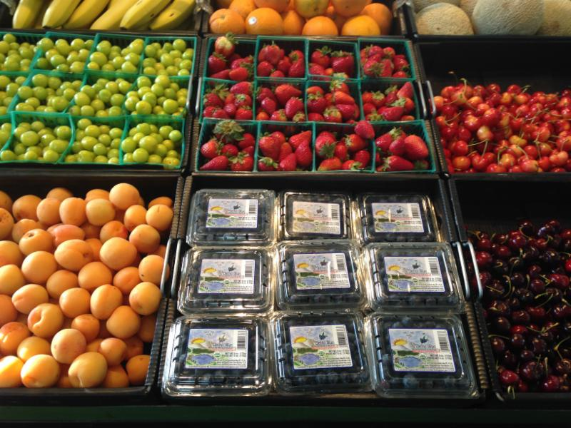 Oxbow Produce - in season