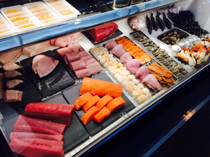 Eiko's sushi