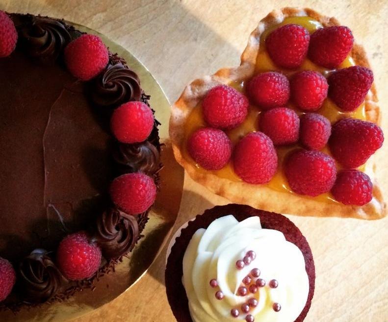 Model Bakery tarts