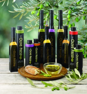 Olive Press award-winning oils