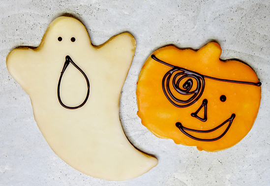 Halloween at Model Bakery