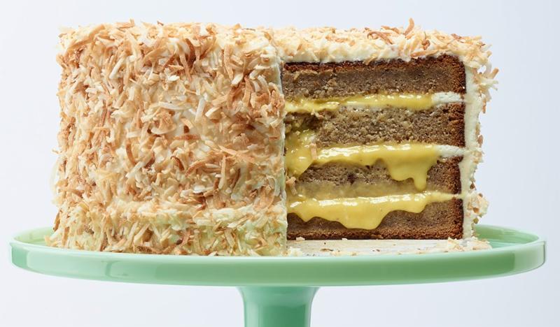 Kara's Paradise Cake