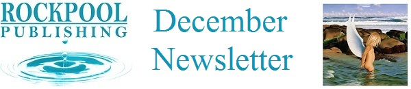 Rockpool Publishing December Newsletter