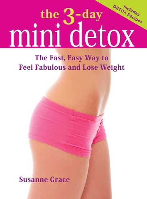 3 Day Mini Detox Book Cover