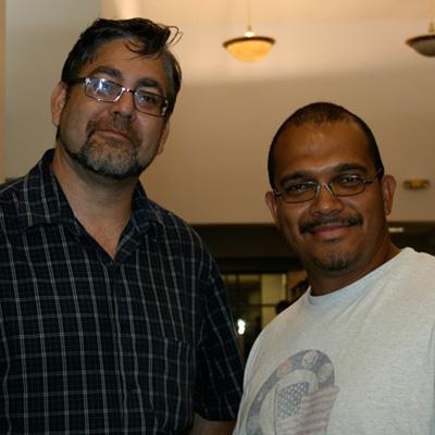 Vincent Cooper & Robert Flournoy.