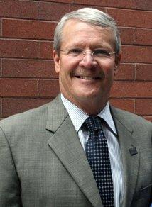 IVC President Glenn Roquemore