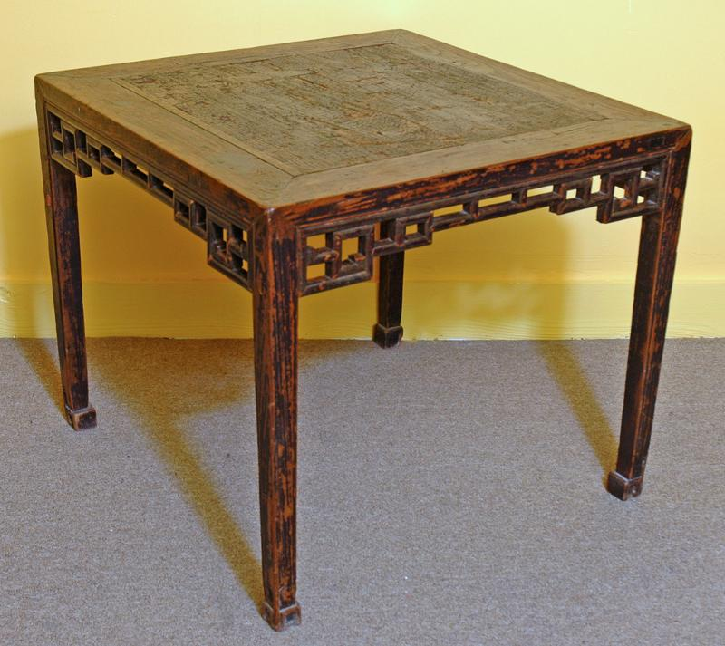 Table China: Chinese Wine Tables & Side Tables