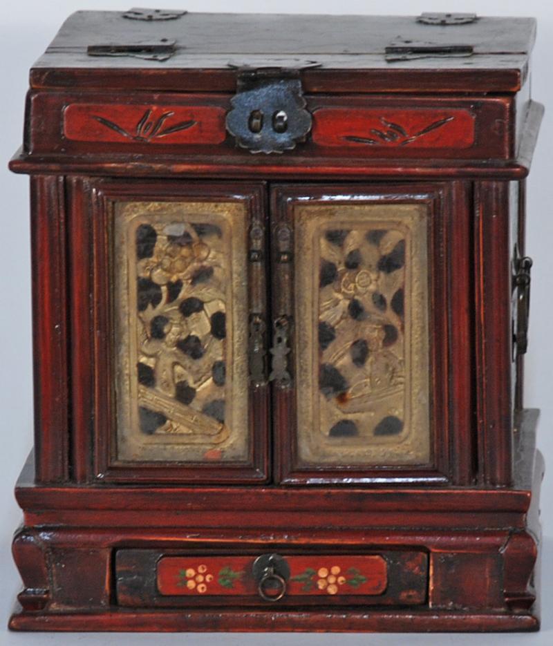 BK0274y-Jewelry Box