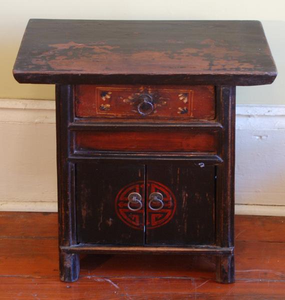 ACF9012-Oriental Petitte Cabinet